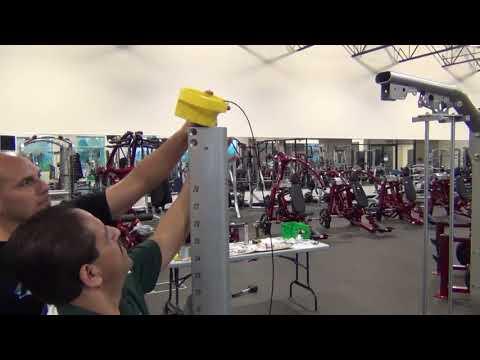HOIST Fitness Mi7 Functional Trainer Assembly