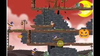 Game Halloween Escape