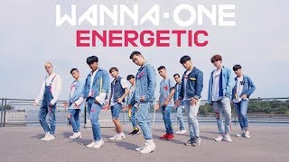 Video [EAST2WEST] Wanna One (워너원) - 에너제틱 (Energetic) Dance Cover (Boys ver.) download MP3, 3GP, MP4, WEBM, AVI, FLV September 2017