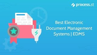 Best Electronic Document Management Systems | EDMS Companies
