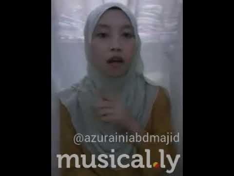 Baby jangan tinggalkan aku musically by Azue