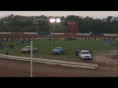 Sheldon Haudenschild Qualifying  Terre Haute Action Track