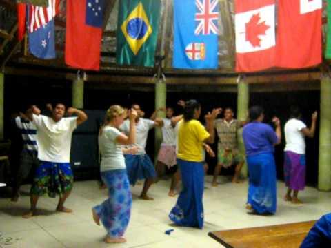 E Lelei (Peace Chapel) danced by YWAM Samoa