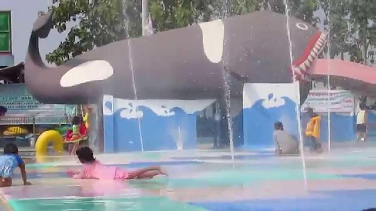Tempat Wisata Air Waterboom Jempol Ciledug Cirebon