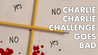 One of MrClemmence's most viewed videos: Charlie Charlie challenge, is it real? (GONE WRONG!) - Jake Clemmence