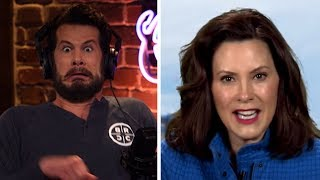 Everything Wrong with Gov. Gretchen Whitmer! | Louder with Crowder