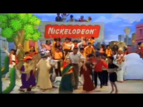 Nickelodeon India ID's (1999-2002)
