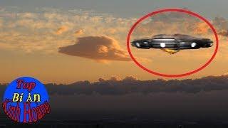 Khám Phá Thế Giới Bí Ẩn - Top 10 Camera Quay Lại Được Đĩa Bay UFO Ngoài Đời Thực