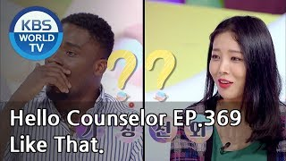 What to wear to cover up his missing tooth?[Hello Counselor Sub:ENG,THA/2018.06.18]