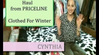 Beauty and Makeup Haul ~ Priceline Haul II Clothed For Winter Thumbnail