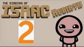 The Binding of Isaac Rebirth Ep 2 (Isaac) | Diagonal Tears