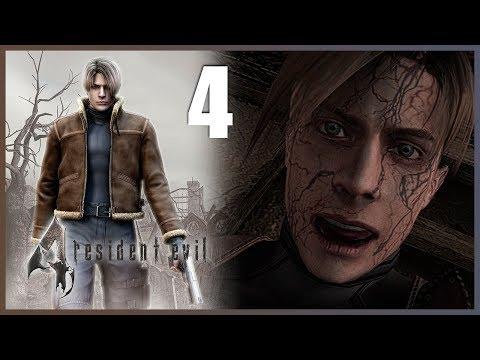 Resident Evil 4 Gameplay Walkthrough - Parte 4 Español (XBOX ONE X)