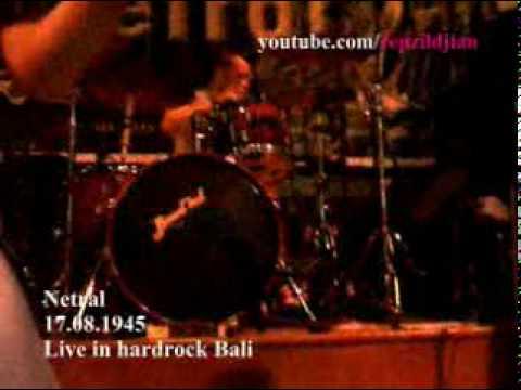Eno Netral - 17 Agustus '45 live@Hardrockcafe Bali.