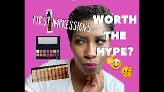 FIRST IMPRESSIONS  | ARE THESE MAKEUP PRODUCTS WORTH THE HYPE?!
