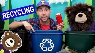 Learning Videos for Toddlers - Recycling for Kids - Learning Video