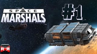 Space Marshals (By Pixelbite) - iOS / Android - Walkthrough Gameplay Part 1