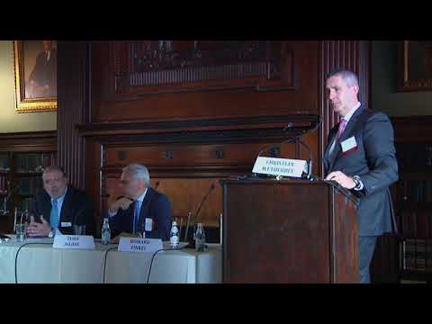 2017 9th Annual New York Maritime Forum - Container Sector Panel