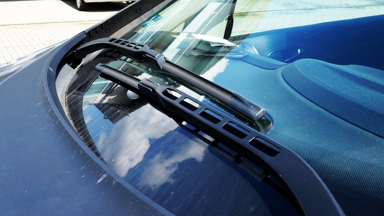 07.2017-/> Front Flat Aero Wiper Blades KJ7 Fit SEAT Arona