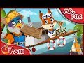 Mr Fox ~ Cruise ship Full Movie ~ Mr Fox Funny Cartoon for kids [4k]