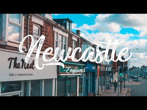 WELCOME TO NEWCASTLE - England #4  - CanonG7X / SJM10+ // TRIP 2017