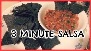 3 Minute Salsa (Grace Go)
