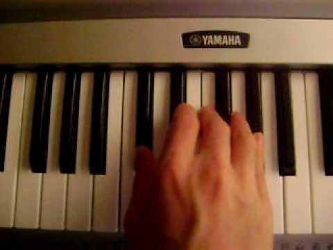 Justin Bieber U Smile Piano Tutorial How To Play Youtube