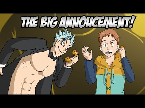 Seven Deadly Schmucks: Ban & King's Big Announcement!