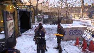 The Division Full Game Preview Copy (Spoilers)