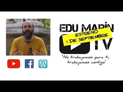 Presentación Canal EDU MARIN TV