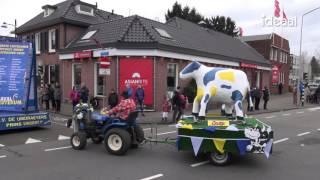 Carnavalsoptocht in Leutekum