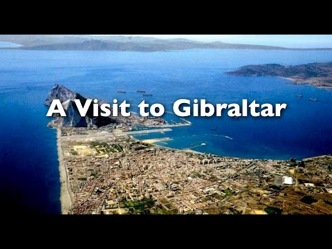 A Day Trip to Gibraltar