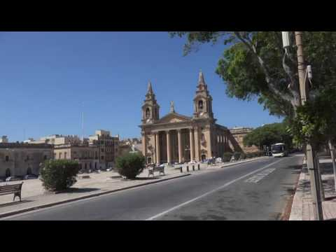 Malta -  Valletta -  Floriana