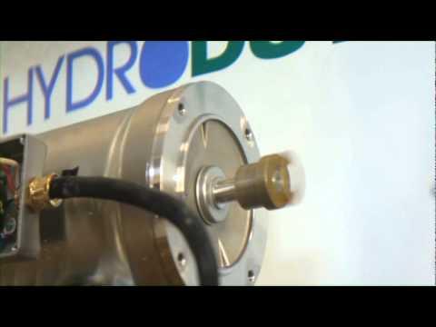 Washdown Motor HydroDuty Bluffton Motor Works - YouTube