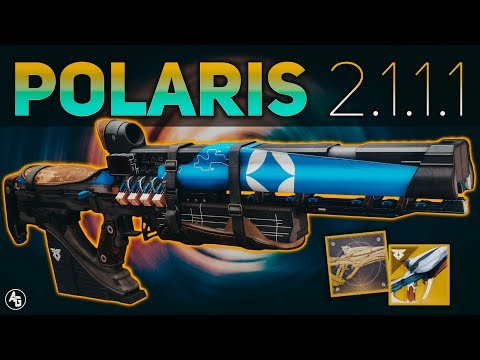 Polaris Lance Sandbox 2.1.1.1 (High Impact Scout BUFF) | Destiny 2 Black Armory