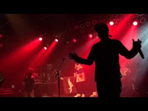 Hollywood Undead - Usual Suspects HD (live Tampere, Finland 17.3.2016)