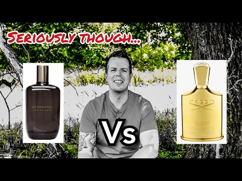 Seriously Though... Does Sean John Unforgivable Smell Like Creed Millesime Imperial?