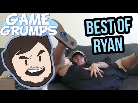 Game Grump Compilations: BEST of RYAN MAGEE