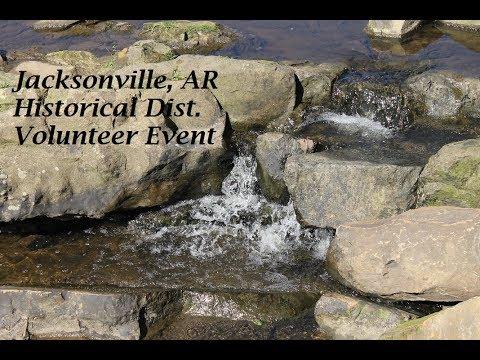 Jacksonville Historical Dist. Event