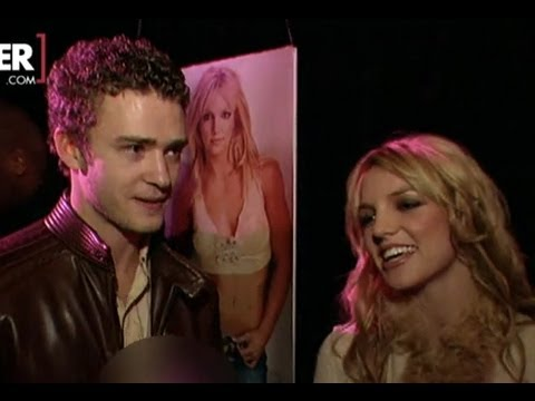 Britney Spears & Justin Timberlake 2001 Interview