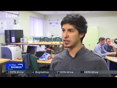 Students in S. Africa develop prototype prosthetic hand