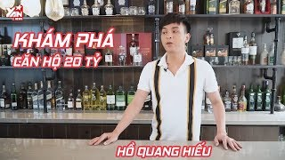 YAN GÕ CỬA: Tham quan căn hộ 20 tỷ ngập tràn sắc xanh của Hồ Quang Hiếu