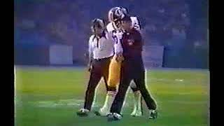 1978 11 06 MNF Redskins at Colts