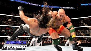 Dolph Ziggler, Erick Rowan & Ryback vs. Kane, Big Show & Seth Rollins: SmackDown, February 26, 2015