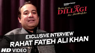 Exclusive Interview with Rahat Fateh Ali Khan | Tumhe Dillagi | T-Series