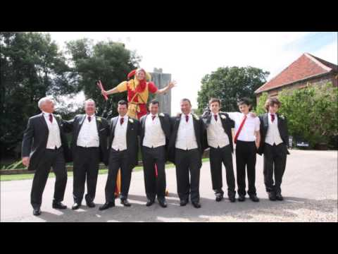 The Fool Monty Jester - Unique wedding entertainment