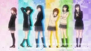 [AMV] Kimi no Mama de - Azusa (ซับไทย) アマガミSS 検索動画 31