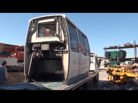 THIS IS AUSTRALIA. THE SOLUTIONEERS. We saved the SYDNEY MONORAIL. EPISODE 1, SEGMENT 2b
