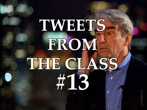"Tweets From the Class #13: ""Lawyerin' Up"""