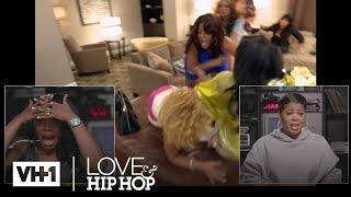 Chrissy, Yandy & Kimbella React to Chrissy vs. Kimbella | Love & Hip Hop: New York