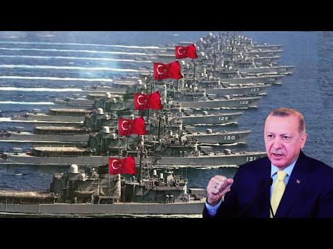 Turkey Military Capability 2021 ⚔️ (Powerful!)